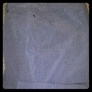Dress slacks   - gray